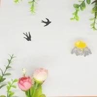 2 swallows metal cutting mold scrapbook photo frame photo album decoration diy handmade artwork