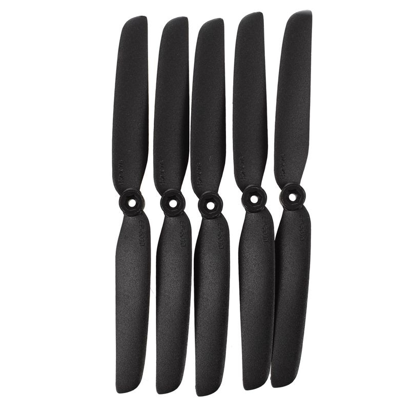 helices avion rc 6x3 5 x Electric RC Plane Gray Propellers Props 2 Blade 152x76mm 6030