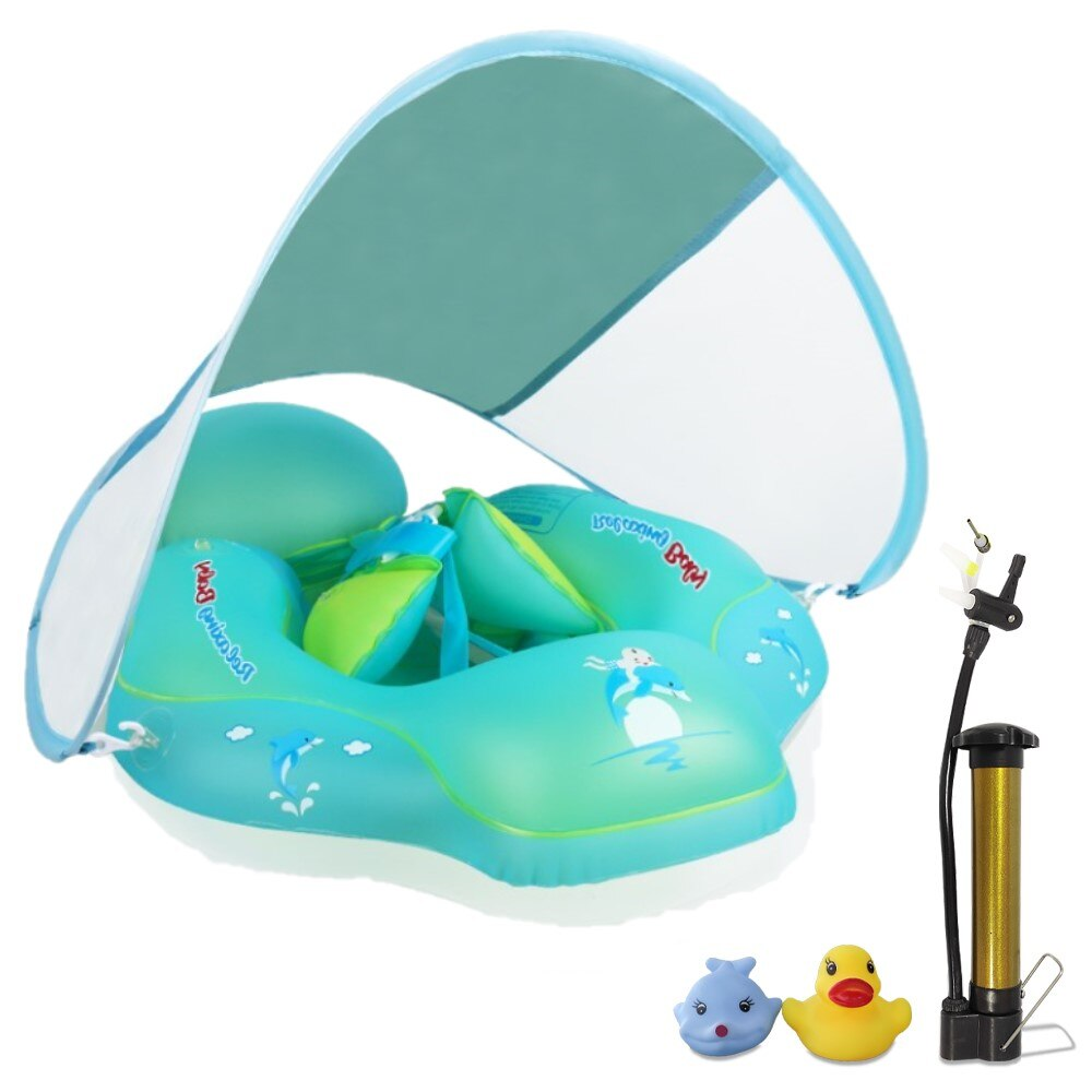 New Baby Swimming Buoy Inflatable Infant Floating  Kids Swim Pool Convenient Accessories summer Swim