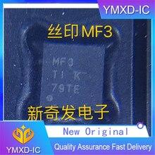 10Pcs/Lot New Original Main Products: TI Electronics Imported Original Driver Chip Silk Screen Mf3 Q