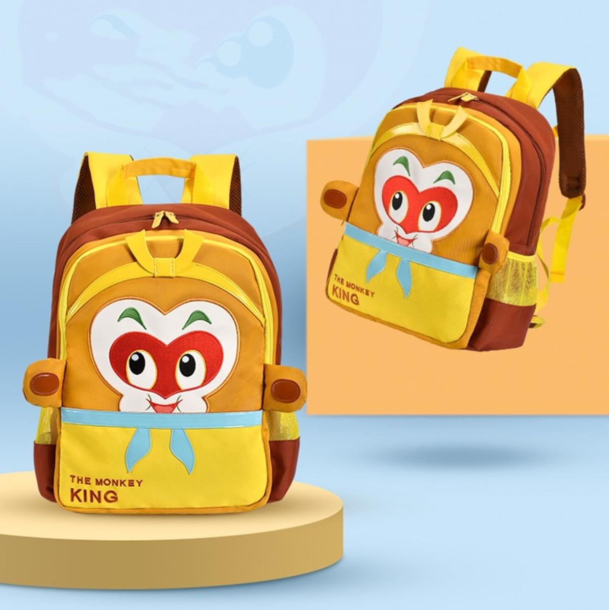 Cute Cartoon Kids School Bags for teenage Girls Primary School Backpack Child Book bags