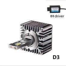2X 6000k D1S D2S D3S D4S D1R D2R D3R D4R D5S D8S 116000LM 12V LED Voiture Phares Au Xénon pour Audi Q3 Q5 Q7 Volkswagen Passat
