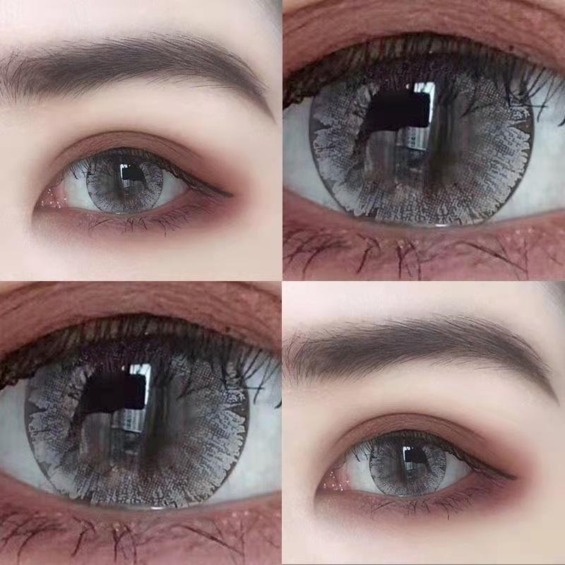 Линзы для глаз с диоптрическими контактами, 2 звена