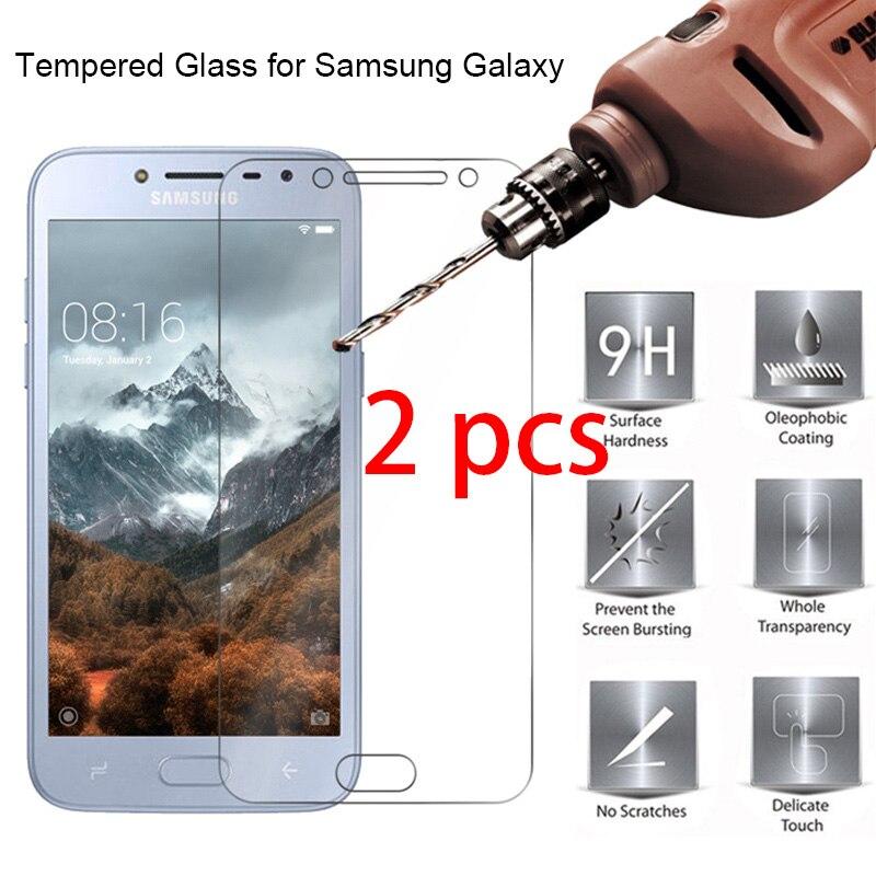 ¡2 uds! Protector de pantalla de vidrio templado para Samsung, Protector de...