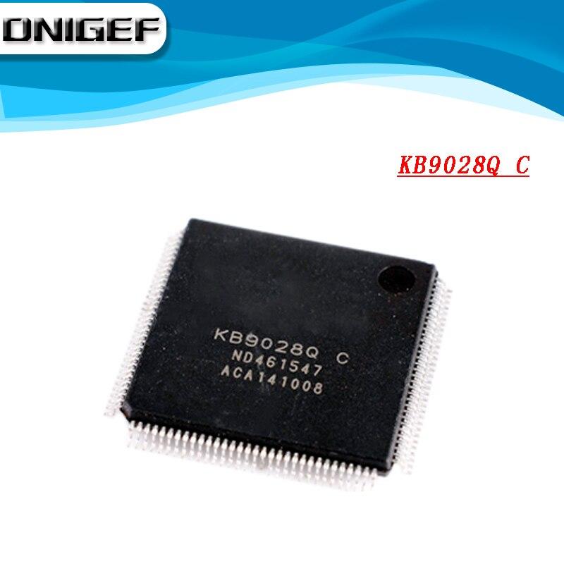 DNIGEF (1 pièce) 100% nouveau jeu de puces KB9022Q D KB9028Q C QFP-128 MCU