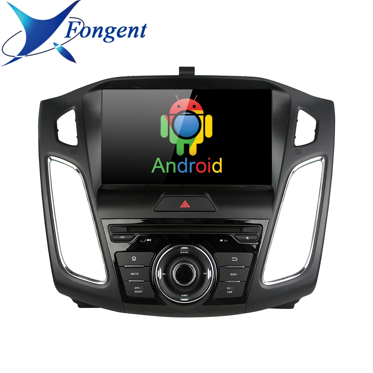 "9 ""Android 9 GPS para coche estéreo para 2015 de 2016 de 2017 se Auto Radio FM DVD Audio Video WiFi navegación GPS cámara de copia de seguridad 8 Core CPU"