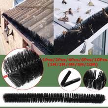 100cmx10cm Household Eaves Filter Brush House Roof Sink Pipe Cleaning Brush Filter Remove Leaf Sundries Blockageproof Brush