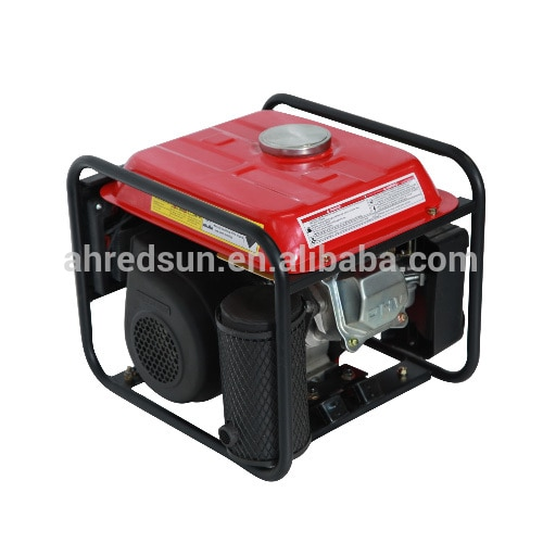 petrol powered portable inverter generator for RV park enlarge