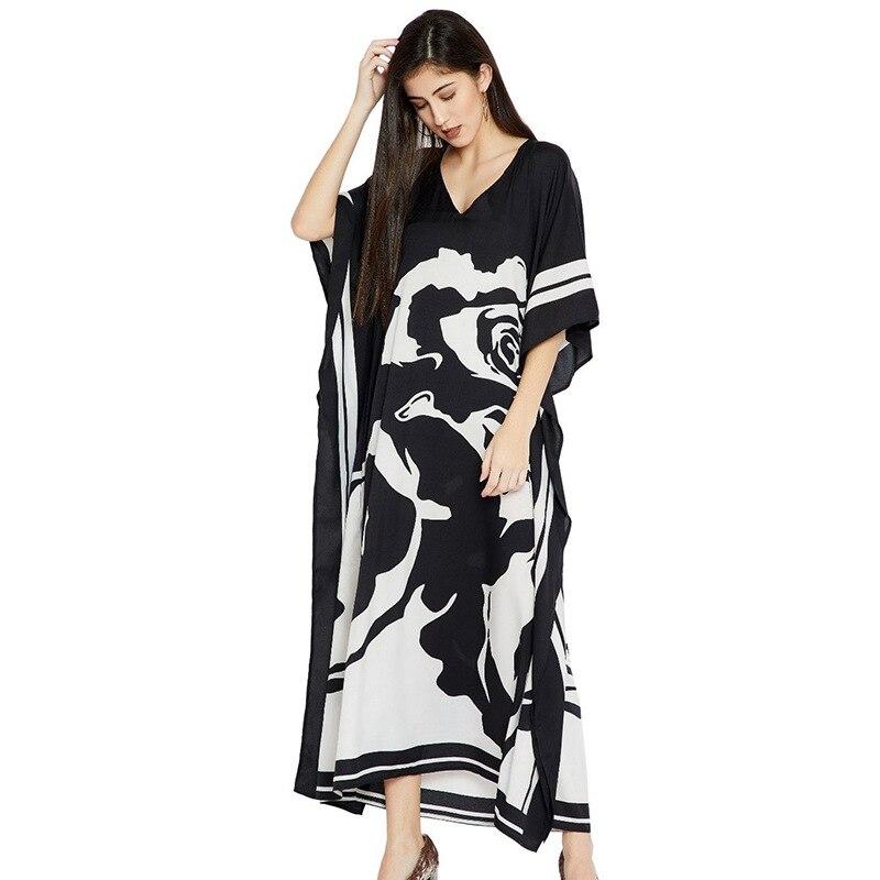 Praia túnica chiffon praia cobrir saida de praia maiô feminino biquíni cobrir pareo sarong beachwear