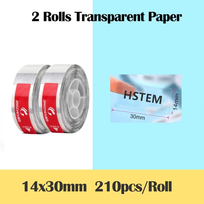 Беспроводной принтер для бирок Nimbot d11, ручные карманные этикетки, принтер bluetooth, термопринтер для этикеток и прозрачная этикетка