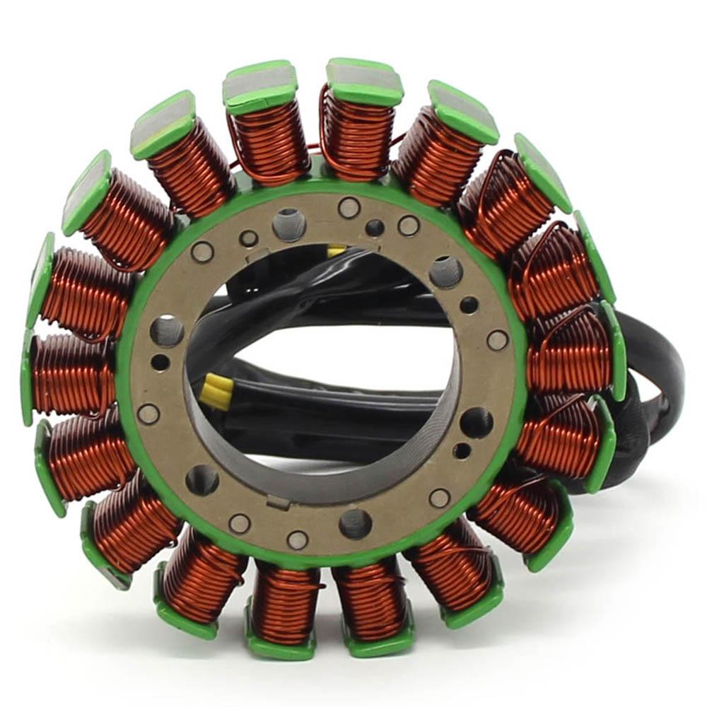 Magneto bobina de estator generador para Honda NV400 NC40 sombra Slasher NV750C2 VT400 Shadow400 VT750CD VT750C un C E 31120-MBA-004