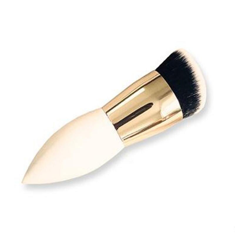 Professional Makeup Brush Foundation Powder Blusher Angled Round Head Brush Universal Makeup Blush Tool Makeup Tools недорого
