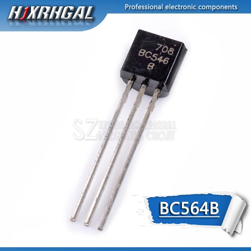 1 шт. BC546 TO-92 BC546B TO92 546B Триод transis транзистор