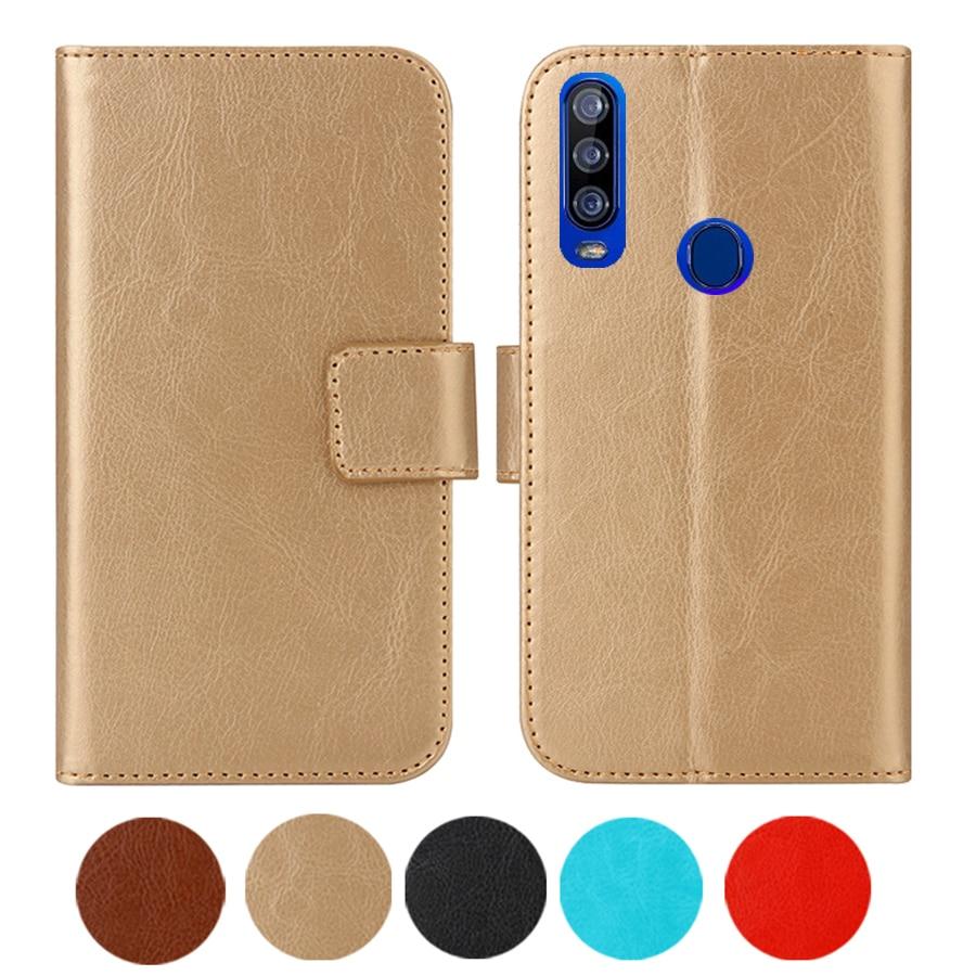 """Caso de couro para blu g9 pro 6.3 """"flip capa carteira coque para blu g9 pro 2019 casos telefone fundas etui sacos de moda magnética"""