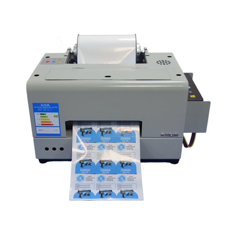 Impresora Digital de etiquetas a Color A4, impresora de etiquetas a base de agua, impresora de etiquetas de escritorio impermeable