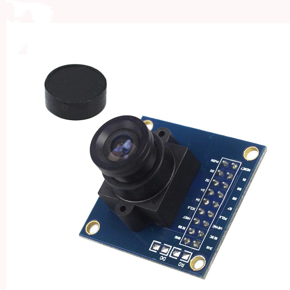 5 uds OV7670 30FPS VGA módulo de cámara para arduino DIY KIT