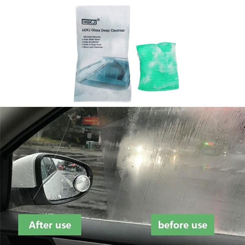 Limpiador de vidrio para coche, esponja de lavado antiniebla para Mitsubishi Asx Lancer 10 Outlander Pajero Sport 9 L200 Colt Galant Carisma Grandis