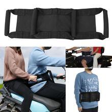 Ceinture de sécurité réglable 600D Oxford   Pour moto, vélo, ceinture de sécurité, tissu pour moto, Protection pour passagers