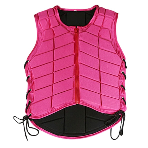 Safety Horse Riding Vest Equestrian Protective Gear Waistcoat for Children Youth Mens Womens