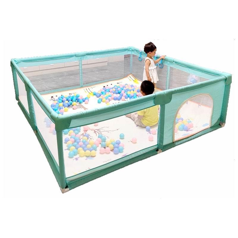 Детские заборы для ползания и игры для малышей заборы двойного назначения комнатные коврики для ползания для детей безопасные бытовые детс...