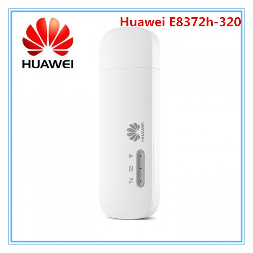 2021 neue Ankunft Entriegelte Huawei E8372h-320 4G USB WiFi Dongle E8372 modem Huawei logo