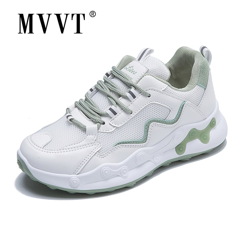 Fashion Running Shoes For Women Sneakers Reflectiv Breathable Mesh Sport Shoes Outdoor zapatillas de deporte