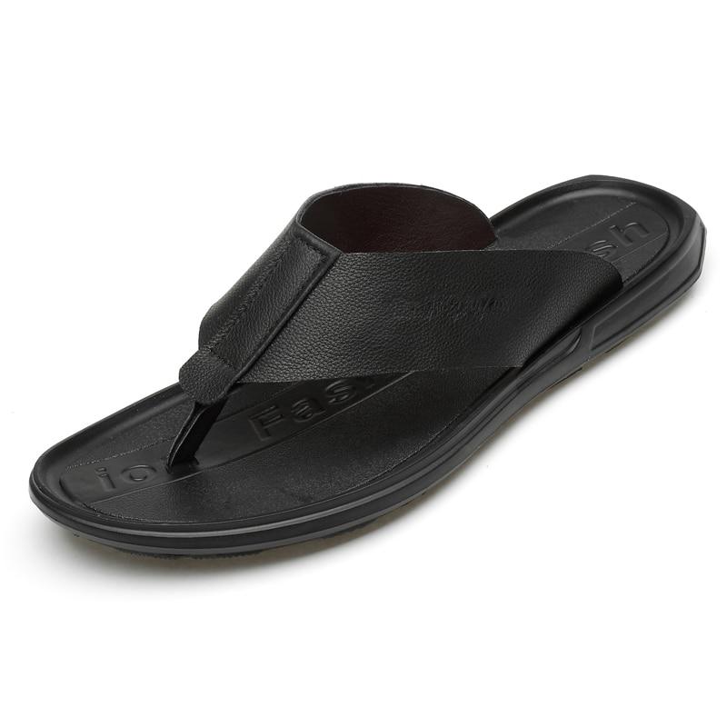 Zapatos Chanclas teenchanclas transpirables de playa para hombre, chanclas casuales suaves para hombre, zapatos casuales de moda, Chanclas de primavera y verano