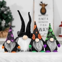 dog toy black cape faceless doll pet gnawing toy white beard old man dog kennel ornament christmas doll tooth sharpening toys
