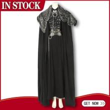 In Stock Game of Thrones Season 8 Costume Sansa Stark Cosplay Fancy Dress Cloak Props Adult Women Halloween Outfit Custom Made