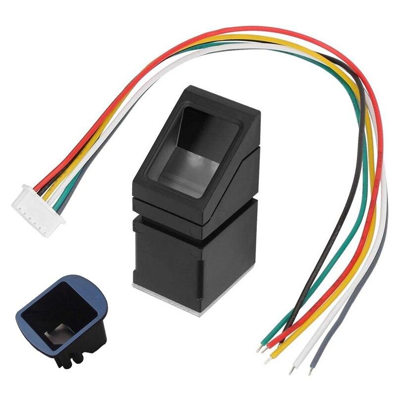 Optical Fingerprint Module, R307 Optical Fingerprint Module Read Sensor Access Control Presence Recognition Device