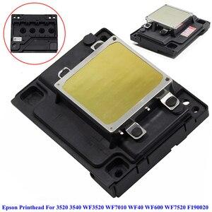 New Arrival Printhead Suitable For Epson 3520 3540 WF3520 WF7010 WF40 WF600 WF7520 F190020 Printer Accessories
