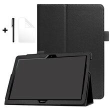 Fall für Huawei MediaPad T3 10 AGS-L09/W09/L03 Honor Spielen Pad 2 T3 9,6 Tablet Funda Stehen PU Leder Abdeckung für Huawei T3 10 Fall