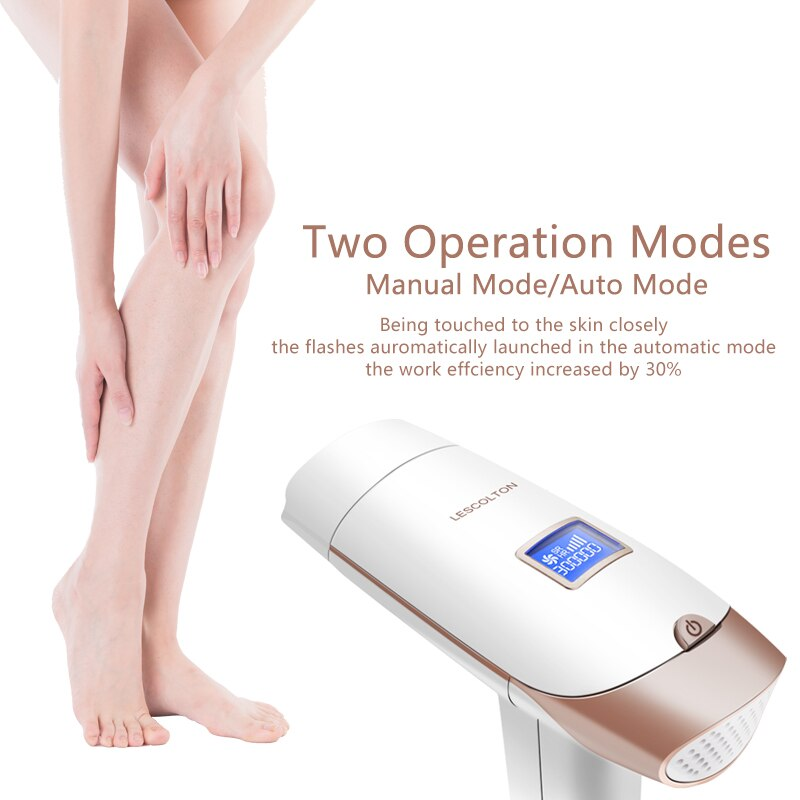 2021  Laser Hair Removal Device 3in1 700000 pulsed IPL Permanent Hair Removal IPL laser Epilator Armpit Hair Removal machine enlarge