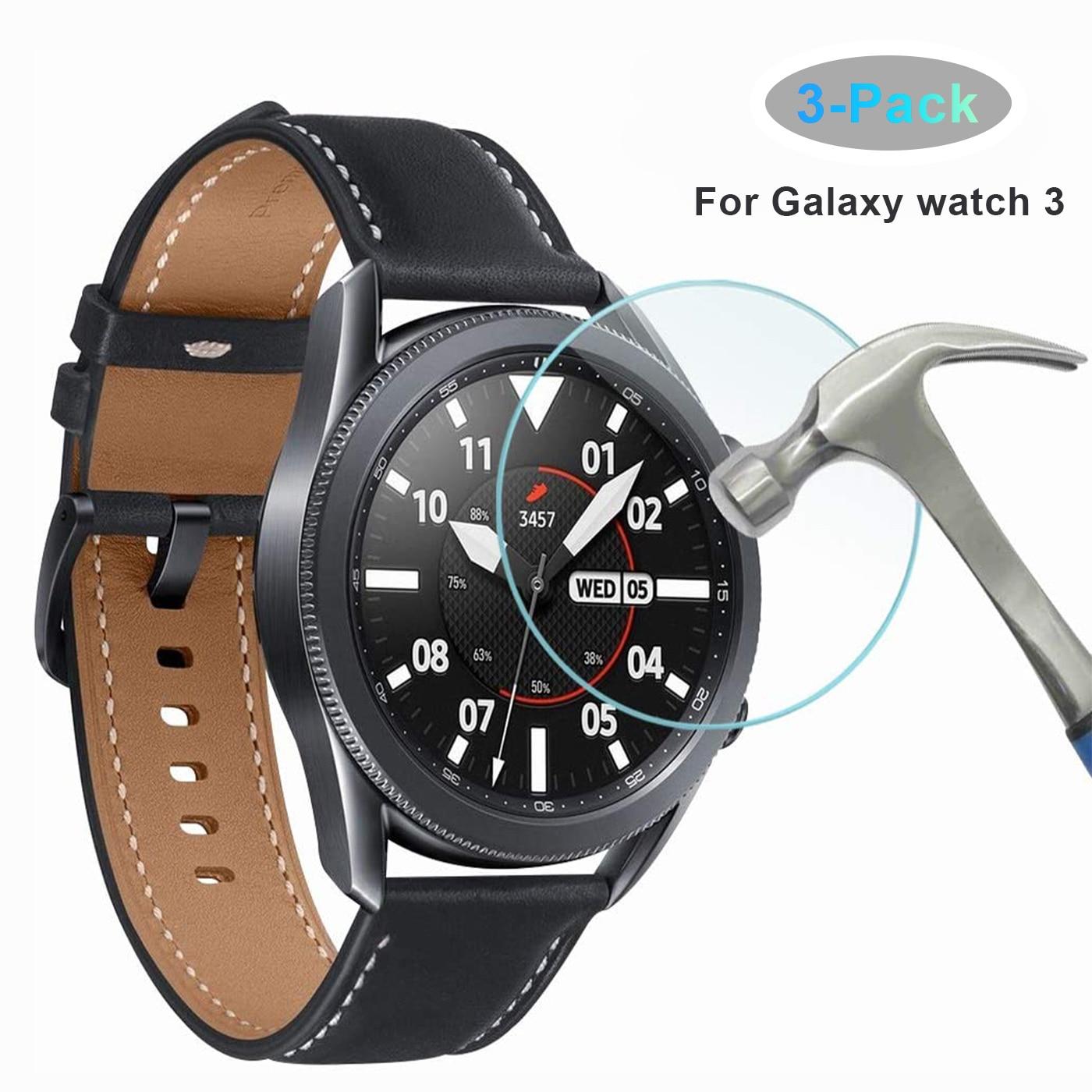 Защитное-стекло-для-samsung-galaxy-watch-3-41-мм-45-мм