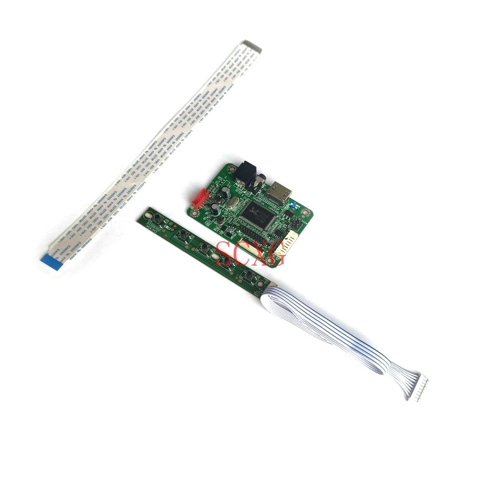 30-Pin eDP مصفوفة تحكم مجلس محرك 1366*768 LED مجموعة لوحة الكمبيوتر لتقوم بها بنفسك ل LP133WH1-SPB1/TPD1 LP133WH2-SPA1/SPB3 HDMI-متوافق