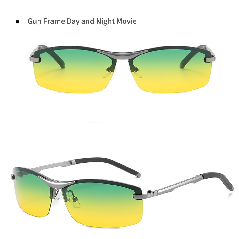 Polarized Sunglasses Night Vision Driver Goggles For Men Women Car Driving Glasses Sunglasses Fishin