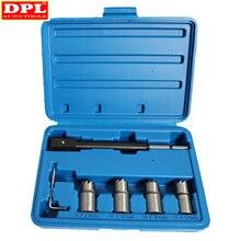 5 шт., набор инструментов для резки дизельного инжектора