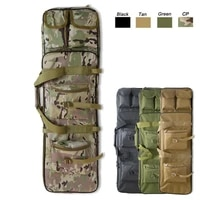 military backpack tactical gun bag army sniper rifle gun case paintball airsoft holster for shooting wargame hunting accessories