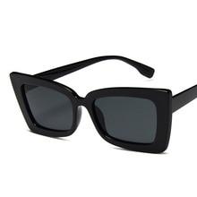 2021 Luxury Brand Designer Square Sunglasses Women Eyeglasses Vintage Street Eyewear Trend Gafas Lun
