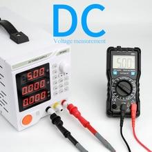 Mini Digital Multimeter 2000 Counts Test Tool Multi Meter Automatic Shutdown AC Direct Current DM91 QP2