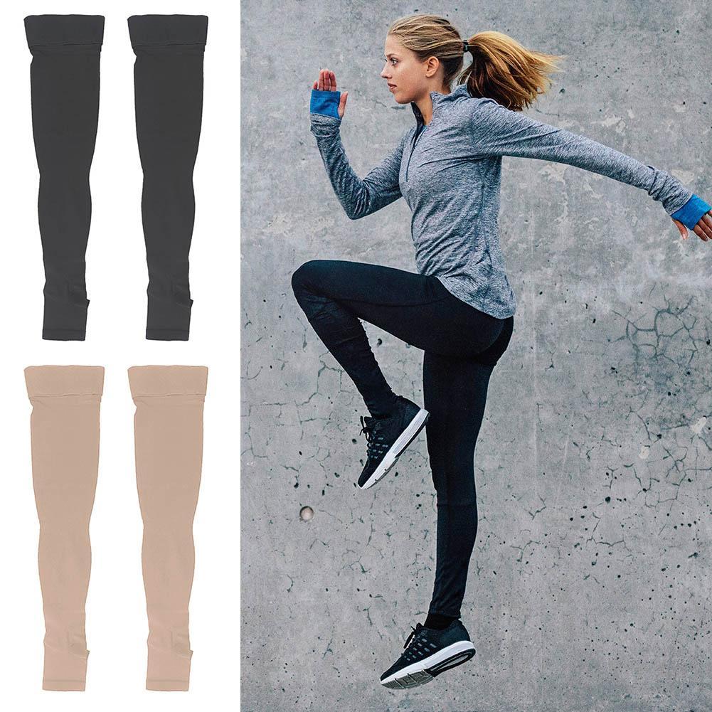 2pcs Women Medical Compression Stockings Level 2 Anti Varicose Veins Socks