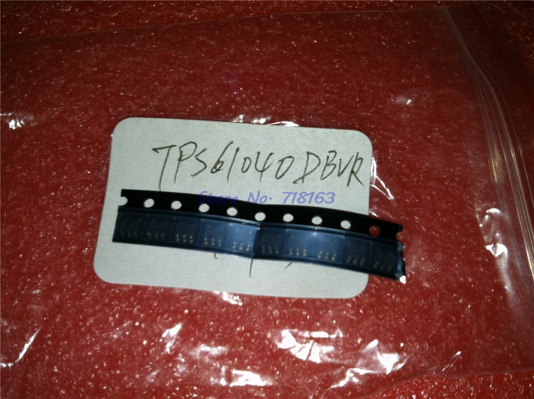 10pcs/lot TPS61040DBVR TPS61040 SOT-23-5 In Stock