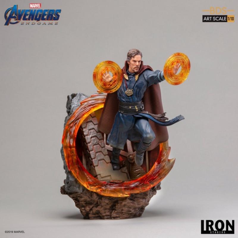IRON STUDIOS Brazil Factory 1/10 Avengers 4 Doctor Strange Spot