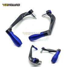Protecteur de guidon pour Yamaha   Leviers de moto, frein, embrayage de frein, moteur R3 R25 Yzf R1 Yzf R6 barre de poignée, pièces en aluminium