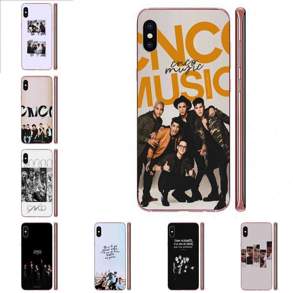 Cnco chicos TPU caja del teléfono móvil para Samsung Galaxy A10 A20 A20E A3 A40 A5 A50 A7 J1 J3 J4 J5 J6 J7 2016 de 2017 a 2018