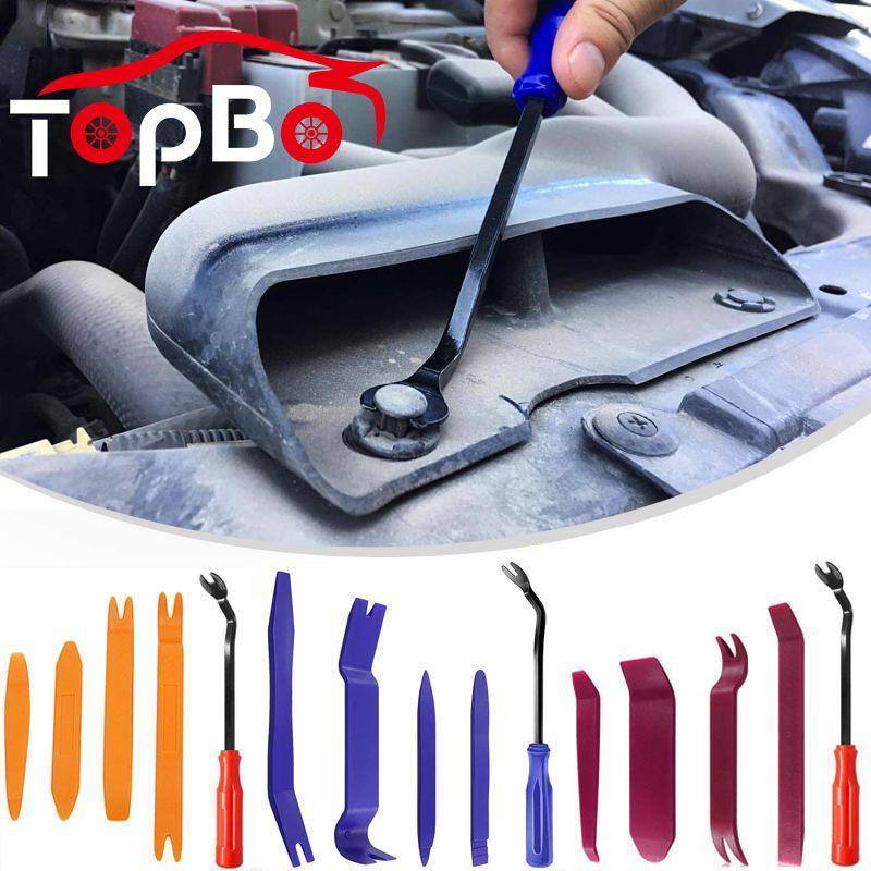 Зажим для автомобильной двери, инструмент для снятия отделки панели, разборки навигации, разборки, подвески, инструменты для ремонта интерь...