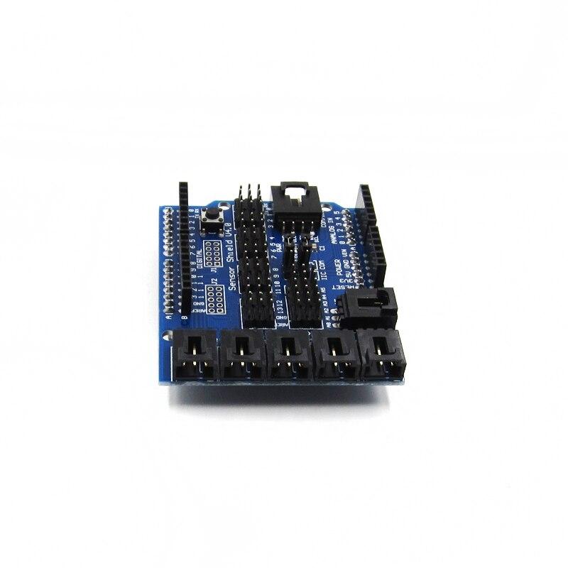 1 Uds V4.0 sensor de módulo analógico Digital escudo para Arduino UNO ProtoShield prototipo ProtoShield MEGA ProtoShield