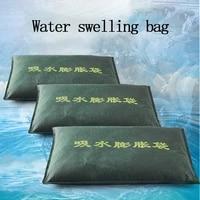 1pcs empty flood protection sandbags thick canvas sandbags for property household drawstring sandbags