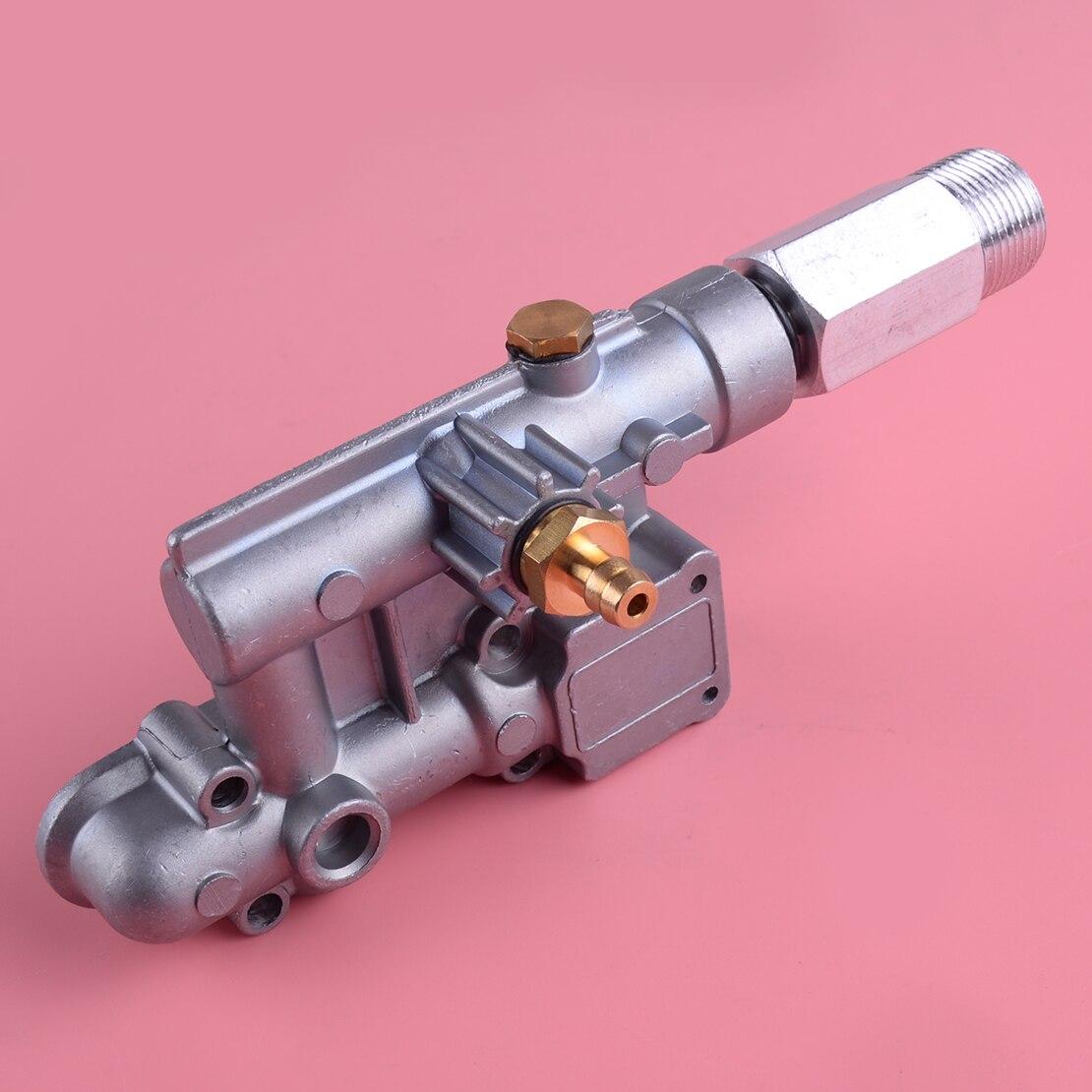 Máquina de Lavar a Pressão do Metal Apto para Briggs Letaosk Coletor Injector Válvula Retenção Entrada Bomba 190627gs 190574gs Stratton Kit