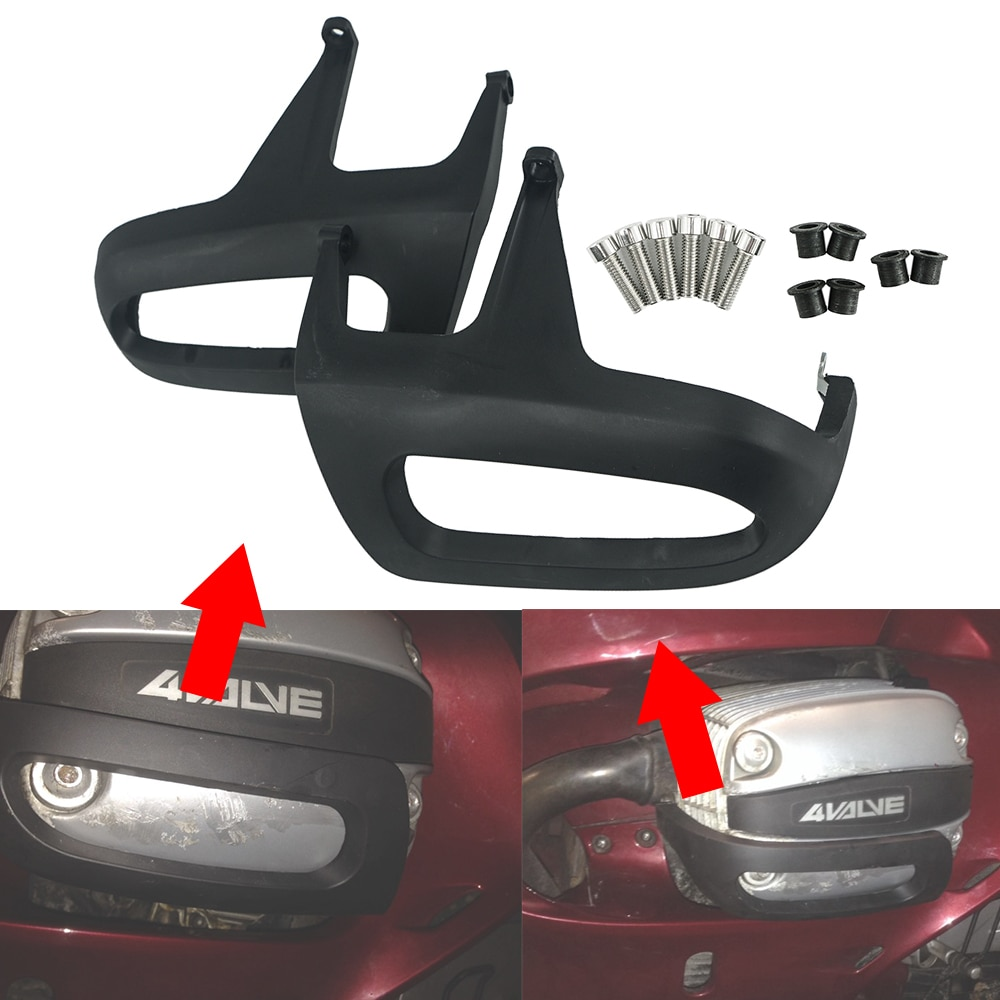 For BMW R1150RT R1150GS R1150R R1150RS 2001 2002 2003 R 1150 GS RT RS Motorcycle Cylinder Guard Engine Cover Side Protection